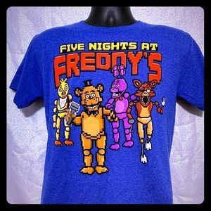 Other - Five Nights at Freddy's T-Shirt. Boy's Size XL